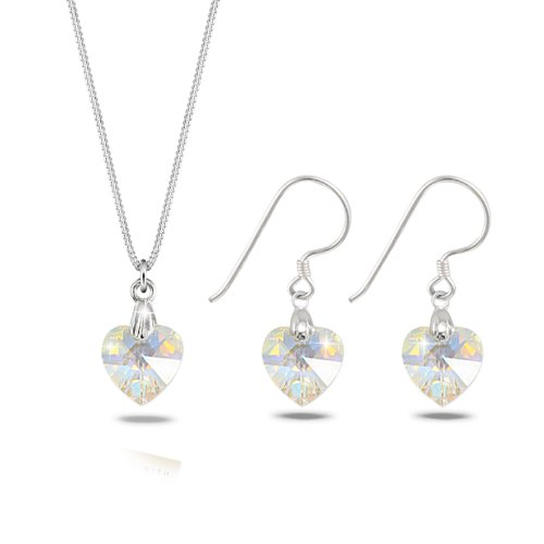 Elli 0906331411_45 Sterling Silver 925 Jewellery Set
