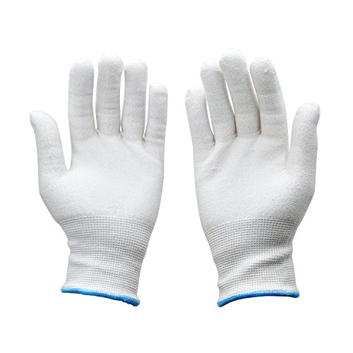 Cut Resistant Gloves Yummy Sam Cut Proof Glove Meat Fish Cutting Gloves High Performance Level 5 Cut Protection Food Grade for Cutting Slicing Grating Carving in Home Kitchen and Work (Meat Cutter Gloves compare prices)