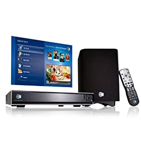 Sezmi DMR-1000 All-in-One Personal TV Service, Black