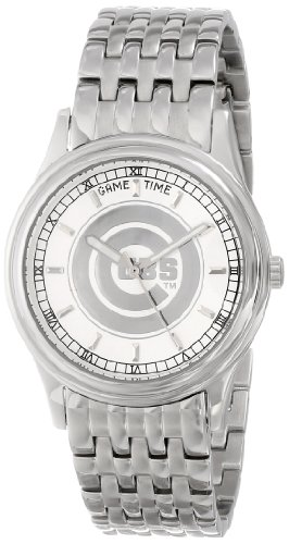 MLB Men's MLB-PRE-CHI President Series Chicago Cubs Watch at Amazon.com