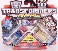 Transformer Movie 2 Mini Vehicles Battle Pack - Optimus vs Bonecrusher
