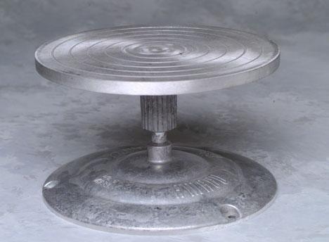 Amaco #5 Decorating , Sculpture Banding Wheel Turntable