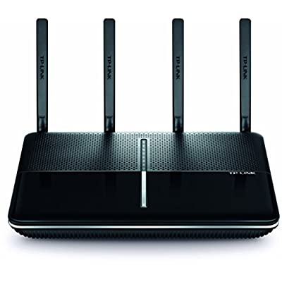 TP-Link Archer C2600 Wi-Fi Router (Black)