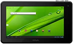 ODYS Neo X 7 17,8 cm (7 Zoll) Tablet-PC (TFT Capacitive Touchpanel, 1.2 GHz Cortex A 8, 8 GB HDD, WLAN, HDMI, Android 4.0.3 ) schwarz ab 99 Euro inkl. Versand