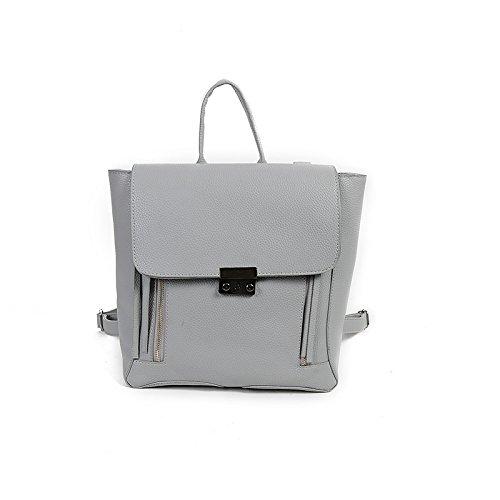 mesdames-sacs-a-bandouliere-school-of-korean-air-bag-sac-bandouliere-simplegray