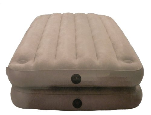 Intex Single Size Raised 2 in 1 Airbed