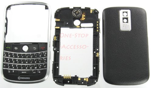 Rogers Blackberry Oem Bold 9000 Full Housing