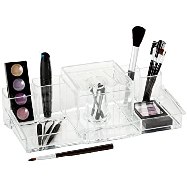 Product Image Caboodles Clear Acrylic Beauty Bazaar