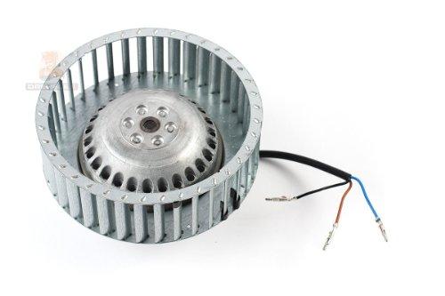 aus dem Hause DREHFLEX® - für Bosch Siemens Lüftermotor Gebläsemotor passend für 050905 / 00050905 - für Trockner / Wäschetrockner - hochwertige Ausführung Made in Swiss / Schweiz