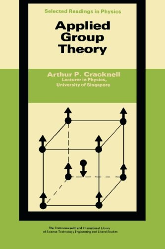 Applied Group Theory: Selected Readings in Physics