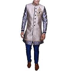 Alark Jute Mens Multi Ethnicwear 36