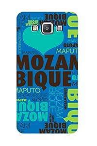 ZAPCASE PRINTED BACK COVER FOR SAMSUNG GRAND MAX
