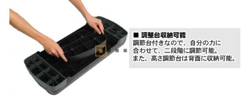 EGS(イージーエス) エアロビクスステップ 踏み台昇降運動 EG-3086