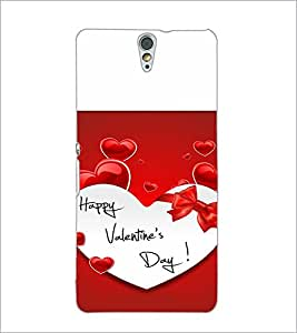 PrintDhaba Quote D-4724 Back Case Cover for SONY XPERIA C5 ULTRA (Multi-Coloured)