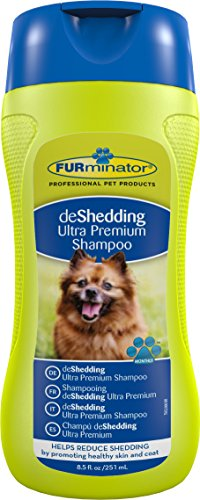 FURminator deShedding Ultra Premium Shampoo per cani, 250ml