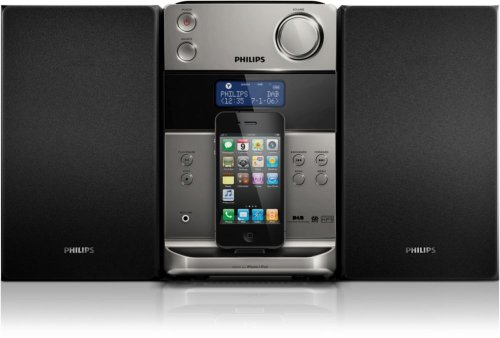 Philips DCB188/05 Classic DAB Micro Music System 