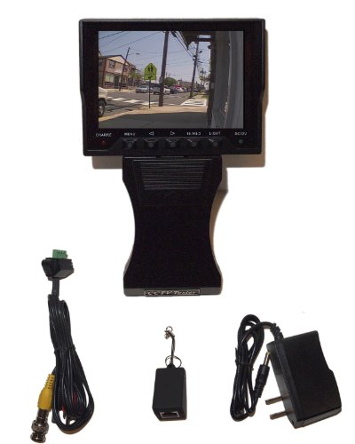 "4.3"" Tft Color Lcd Cctv Video Audio Security Surveillance Camera Tester"