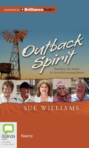 Outback Spirit: Library Edition