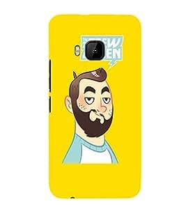 EPICCASE Drew Green Mobile Back Case Cover For HTC One M9 (Designer Case)