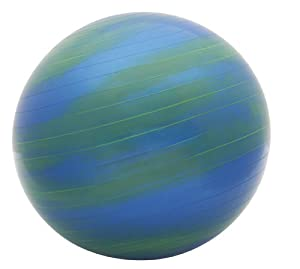 Altus Atheltic 1219008  65 Cm Earth Ball with DVD