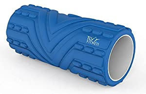 60% OFF TODAY Foam Roller-Muscle Pain Relief - *FREE* EBook and Exercise guide , Reduce Injury & Recover Quicker, Stretch Tight Muscles; Increase Flexibility- Lifetime better than Money Back Guarantee