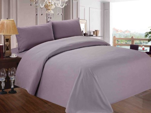 Gray Bedding Sets King 4801 front