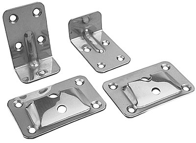 Sea Dog Line Stainless Table Brackets (Set) (Bracket Line compare prices)