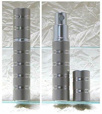 パース メタル アトマイザー ハンドワーク リング ダイヤカット 4028 ロジウム