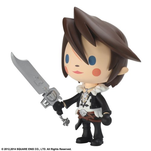 Square Enix Final Fantasy Static Arts Mini Squall Action Figure (Squall Leonhart Action Figure compare prices)