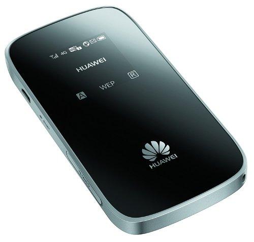 Huawei+LTE新モデル+E589+モバイル+WIFI+ルーター下り最大100Mbps Mobile+WiFi+(SIM+フリー版)-Black