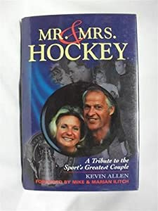 Mr & Mrs Hockey Gordie Howe Signed Book Autograph Auto Red Wings Q10521 - PSA DNA...