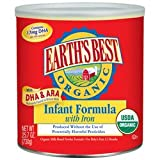 Infant Form, Organic, Dha &#038; Ara, oz ( Value Bulk Multi-pack) 25.75
