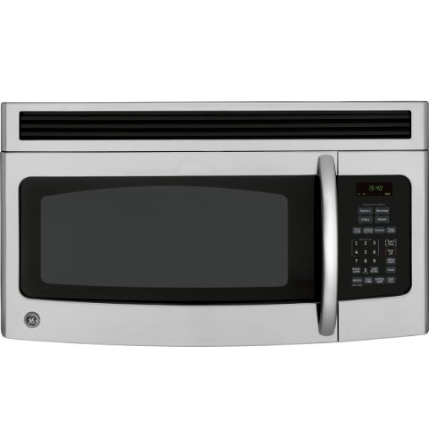 GE JVM1540SMSS Spacemaker 1.5 Cu. Ft. Stainless