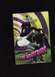 Santo Y Blue Demon Contra Los Monstruos [NTSC/REGION 1 & 4 DVD. Import-Latin America]