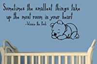 Sometimes The Smallest Things In Your Heart Take Up The Most Room In Your Heart 14
