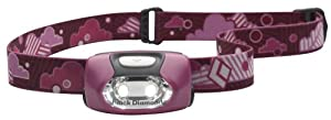 Black Diamond Wiz Headlamp (Electric Pink)