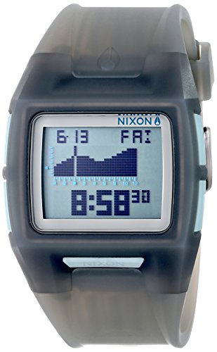 Nixon A289-1783 Grey Lodown II Men's Watch (Lodown Ii compare prices)