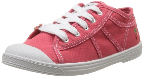 Le Temps des Cerises Girls' Basic 02 Junior Trainers Pink Rose (Paradise) 34