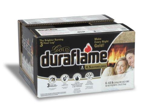 Duraflame 4577 Ultra-Premium Firelogs, 4.5-Pound, 6-Pack (Duraflame 4 Hour compare prices)