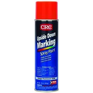 Upside down marking paints fluorescent for Upside down paint sprayer