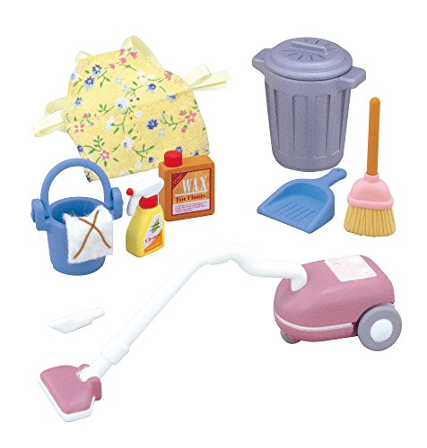 "Epoch Sylvanian Families Sylvanian Family Doll ""Vacuum Cleaner Set Ka-607"" - 1"