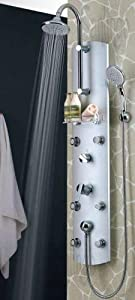 Aluminium Duschpaneel Duschsäule Brausepaneel S2718  BaumarktKundenberichte und weitere Informationen