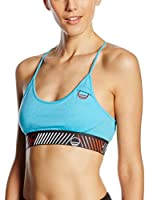 Wild Country Sujetador Deportivo Air W Bra Top Turquesa ES 42 (IT 46)