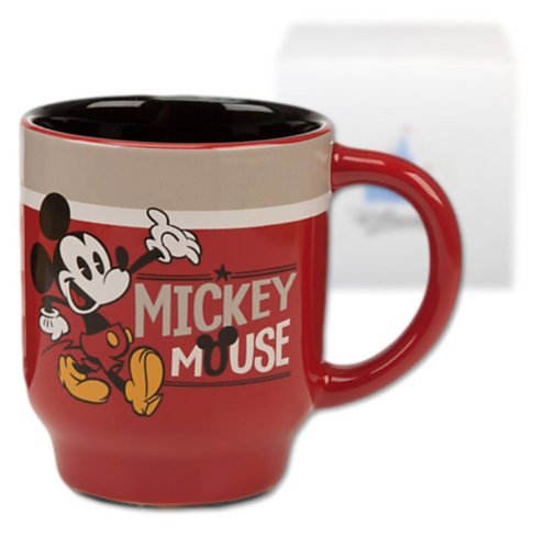 Disney Mickey Mouse Contemporary Coffee Mug - Limited Availability