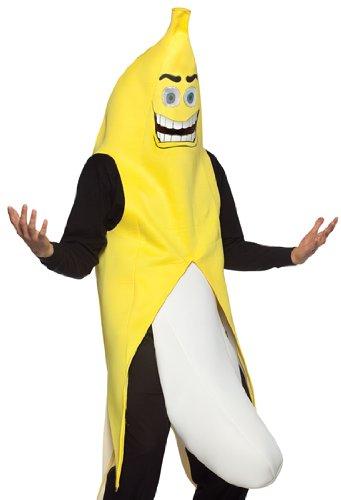 Rasta Imposta Big Banana Flasher Mens Funny Adult