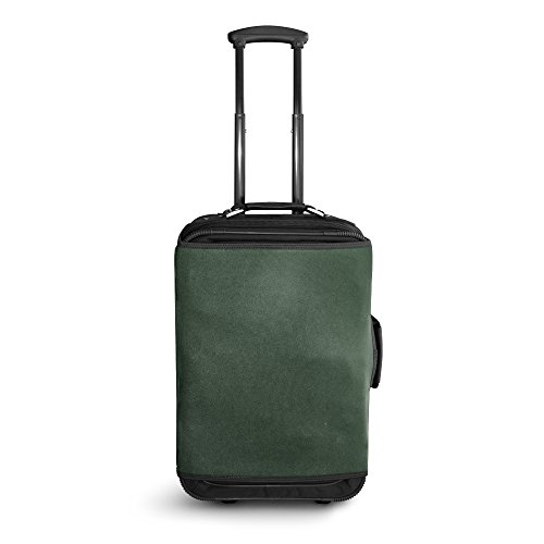 coverlugg-solid-green-for-carry-on-bag-small