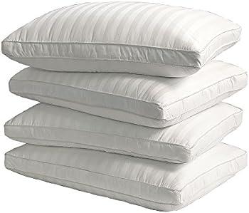 4-Set 350 Thread Alternative Pillows