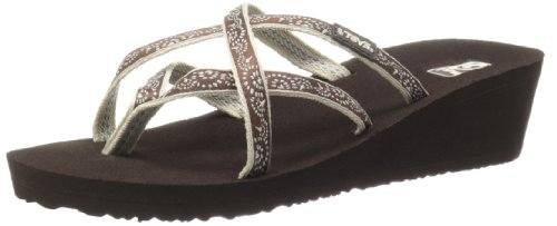 Teva Women'S Mush Mandalyn Ola 2 W Sandal,Float Chocolate Brown,11 M Us front-1045185