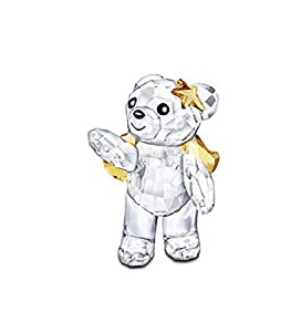 S1054561: SWAROVSKI CRYSTAL FIGURINE 2010 CHRISTMAS KRIS BEAR, ANNUAL EDITION