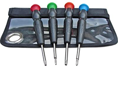 Silverhill Tools ATKPS3 Screwdriver Set for Sony Playstation Products